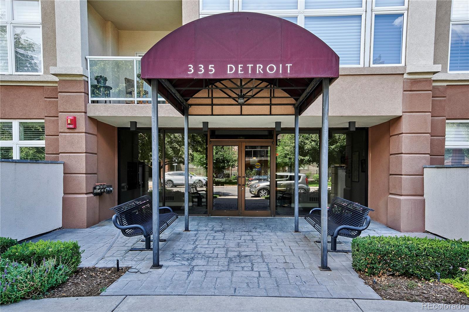 MLS# 4158758 - 28 - 335 Detroit Street #503, Denver, CO 80206