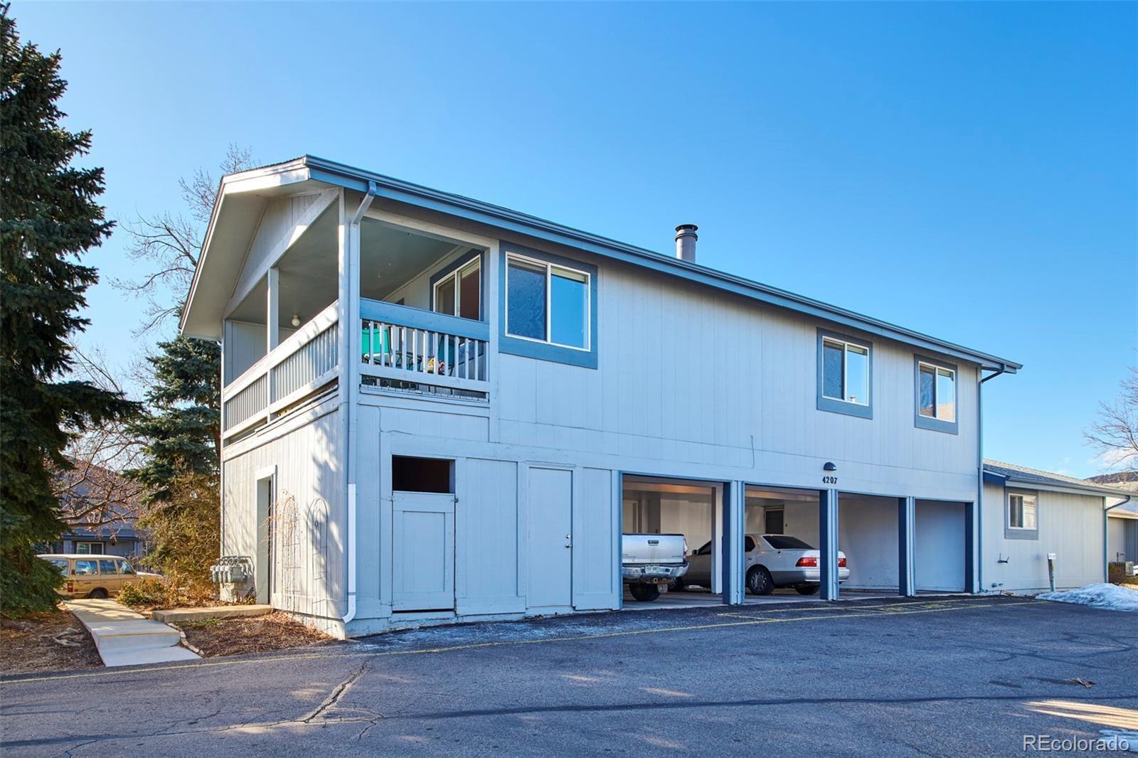 MLS# 4164486 - 2 - 4207 Monroe Drive #D, Boulder, CO 80303