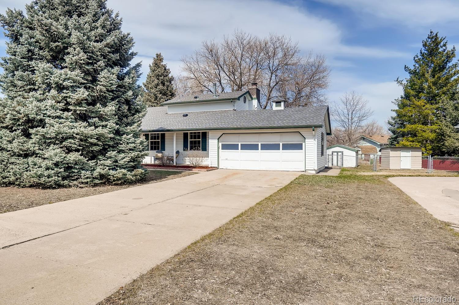 MLS# 4216362 - 2 - 6872 Marshall Street, Arvada, CO 80003