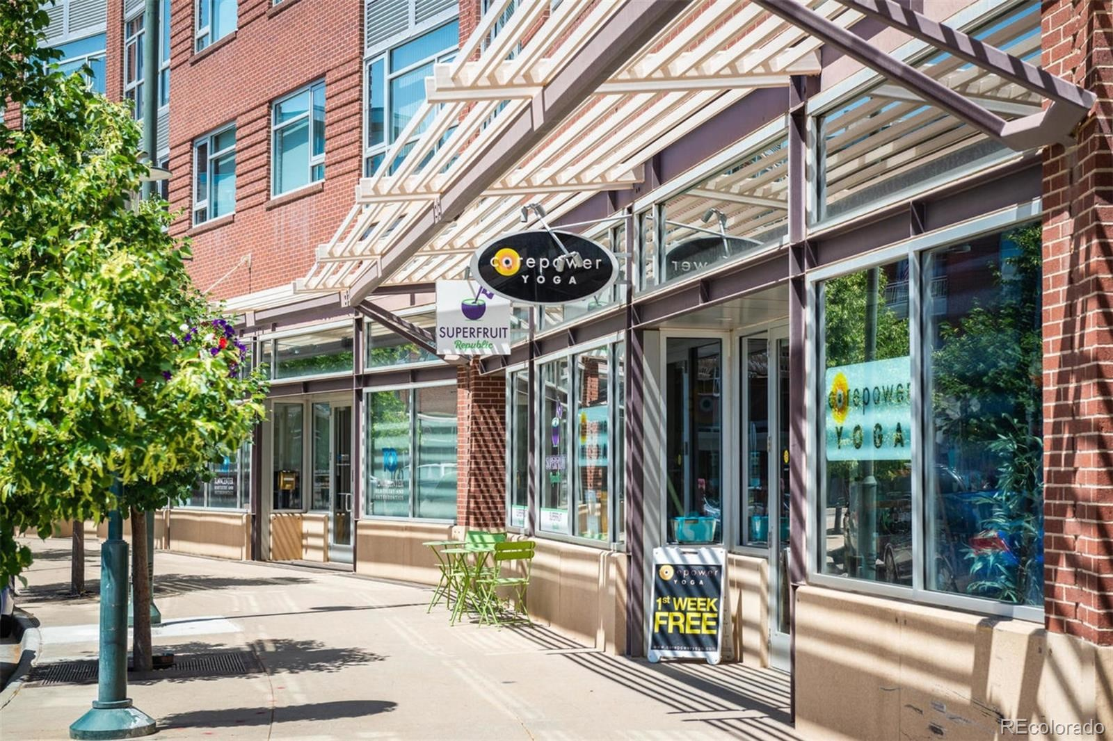 MLS# 4216608 - 23 - 2958 Syracuse Street #218, Denver, CO 80238
