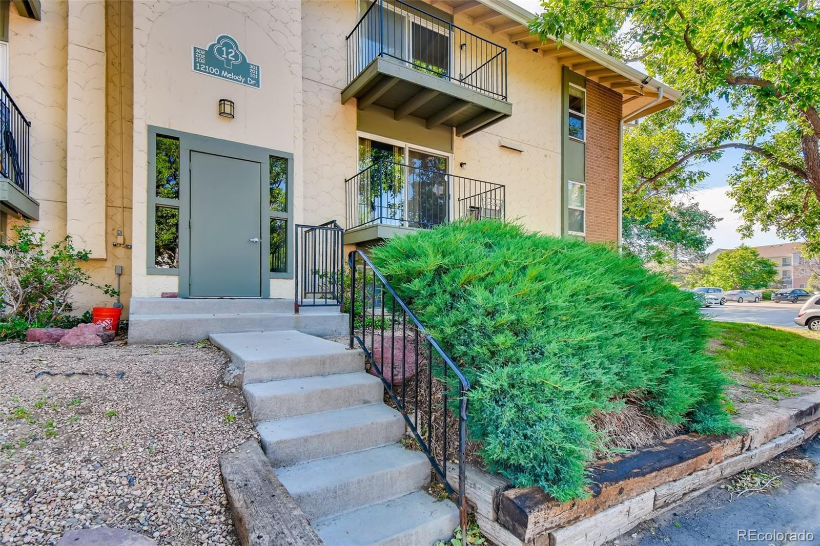 MLS# 4354857 - 12100 Melody Drive #301, Westminster, CO 80234