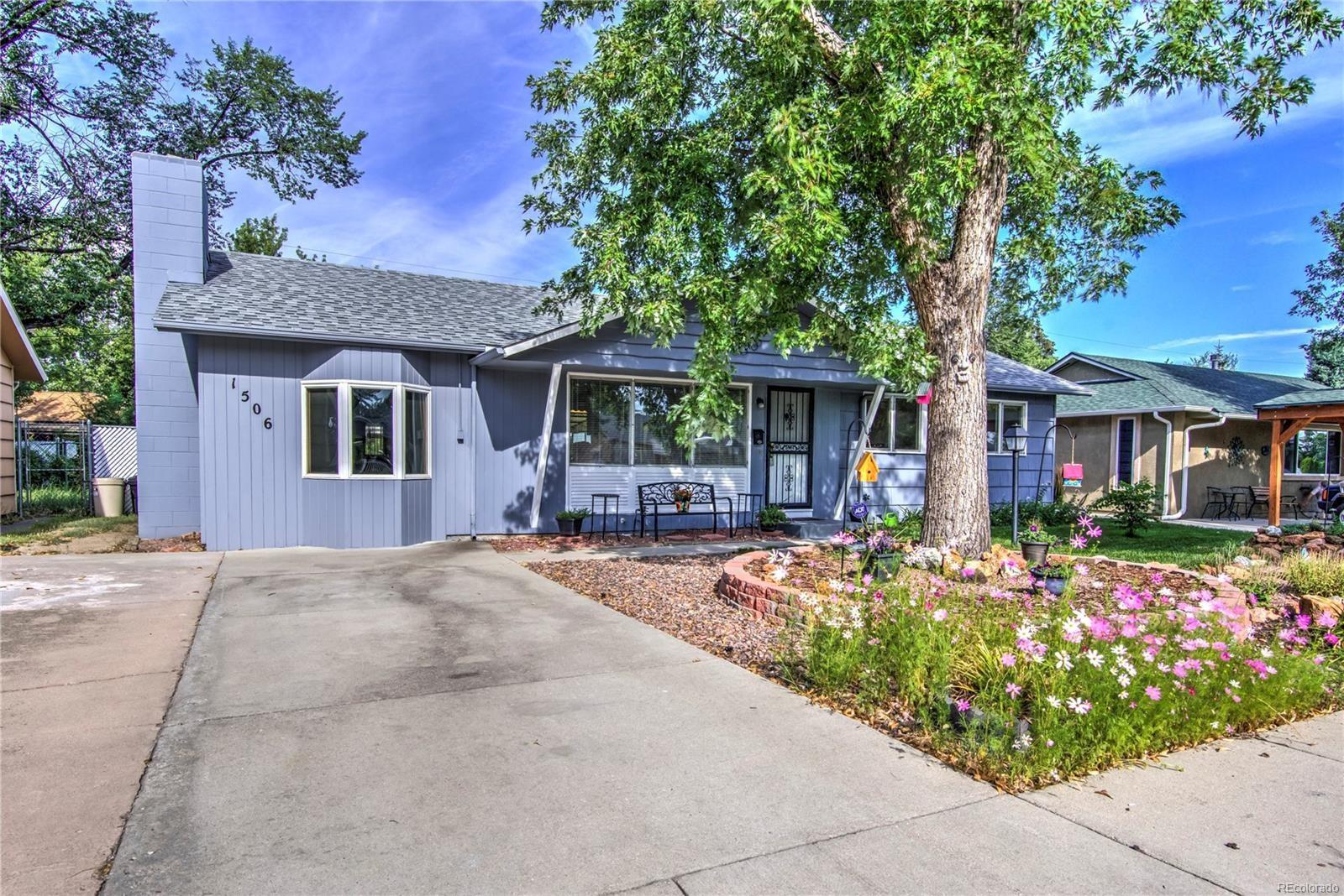 MLS# 4355129 - 2 - 1506 Querida Drive, Colorado Springs, CO 80909