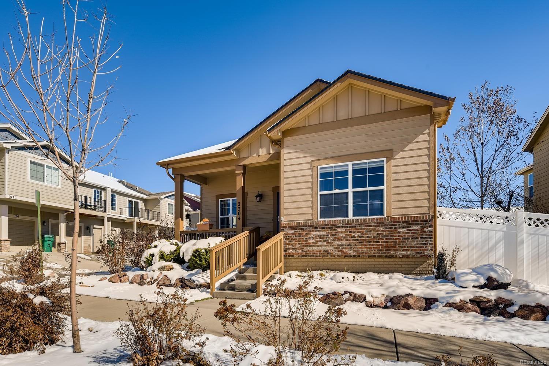 MLS# 4385319 - 2 - 2204 Saint Paul Drive, Colorado Springs, CO 80910