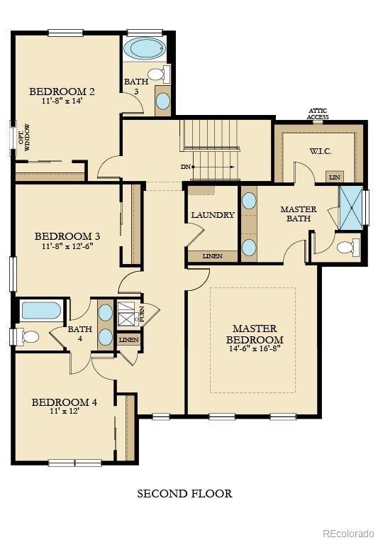 MLS# 4389884 - 4 - 27991 E Otero Place, Aurora, CO 80016