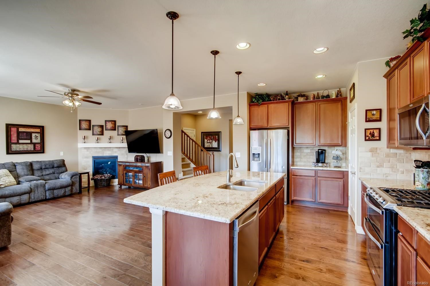 MLS# 4445367 - 5 - 15795 Savory Circle, Parker, CO 80134