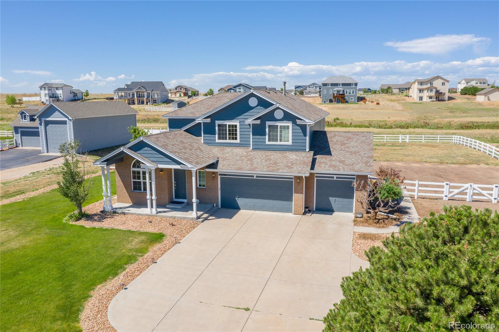 MLS# 4446332 - 28 - 16341 Timber Cove Street, Hudson, CO 80642