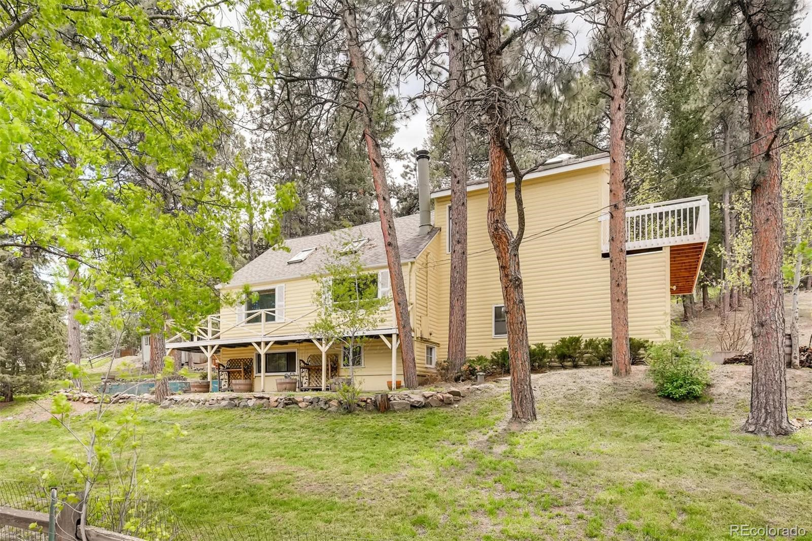 MLS# 4457487 - 20 - 23194 Otowi Road, Indian Hills, CO 80454