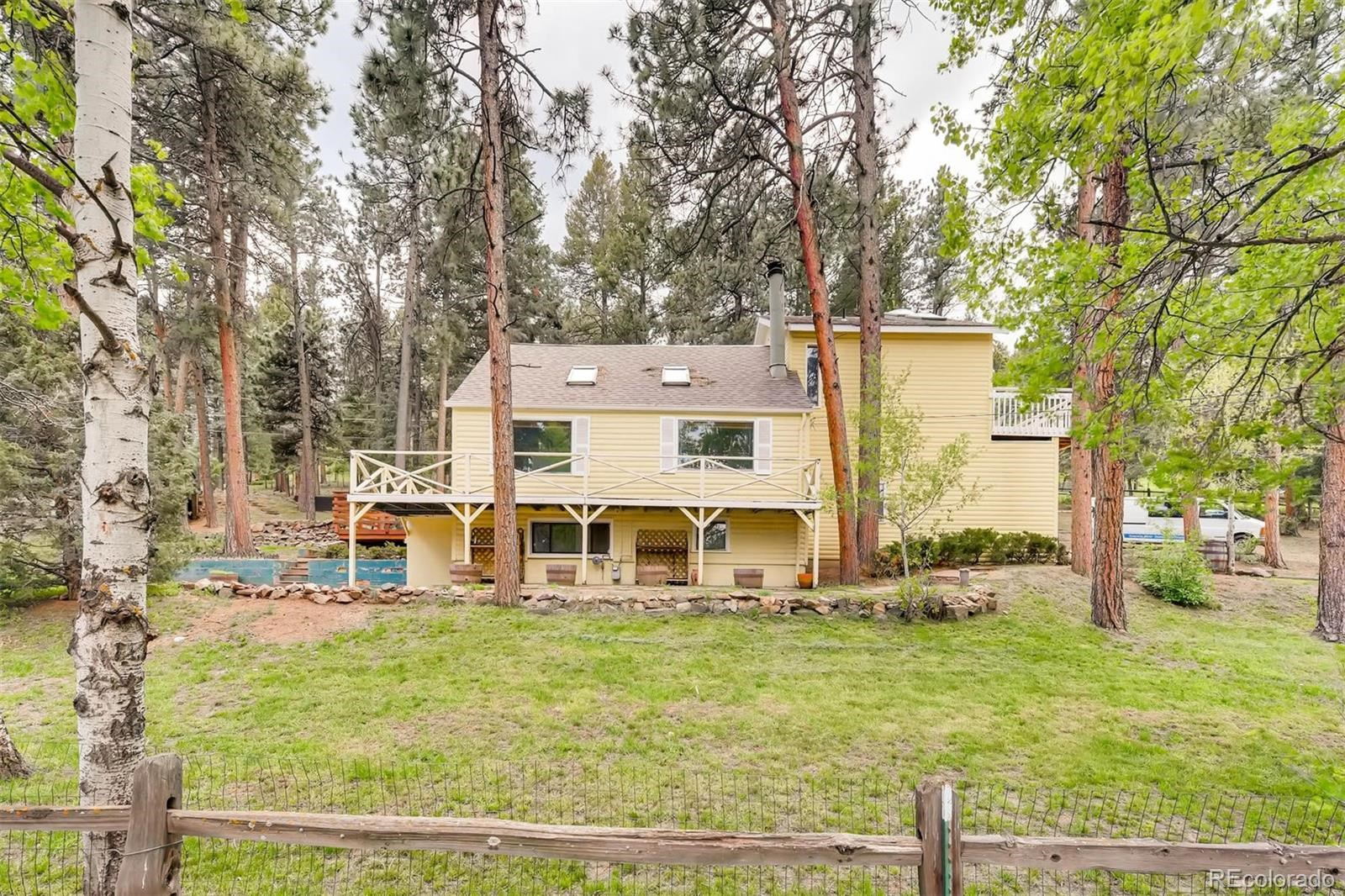 MLS# 4457487 - 21 - 23194 Otowi Road, Indian Hills, CO 80454