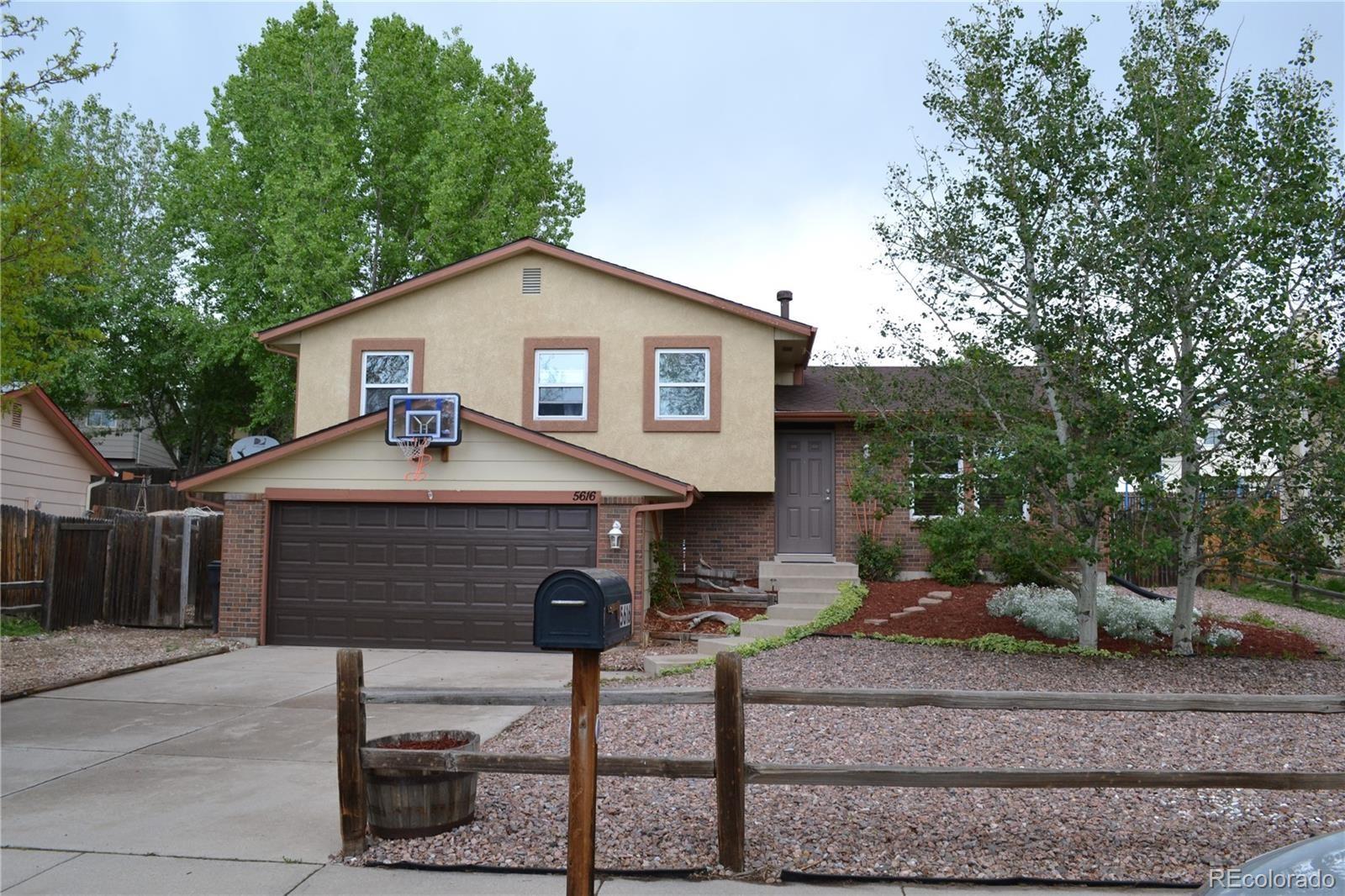 MLS# 4486712 - 2 - 5616 Trout Creek Pass Drive, Colorado Springs, CO 80917