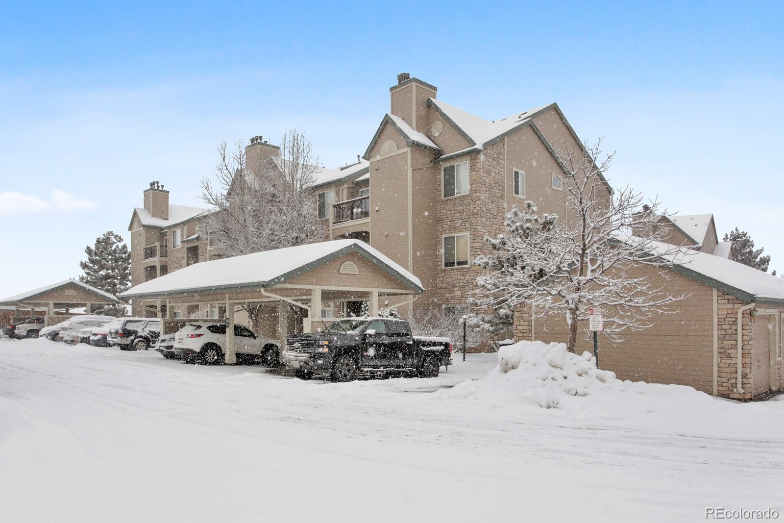 MLS# 4528949 - 22 - 7459 S Alkire Street #104, Littleton, CO 80127