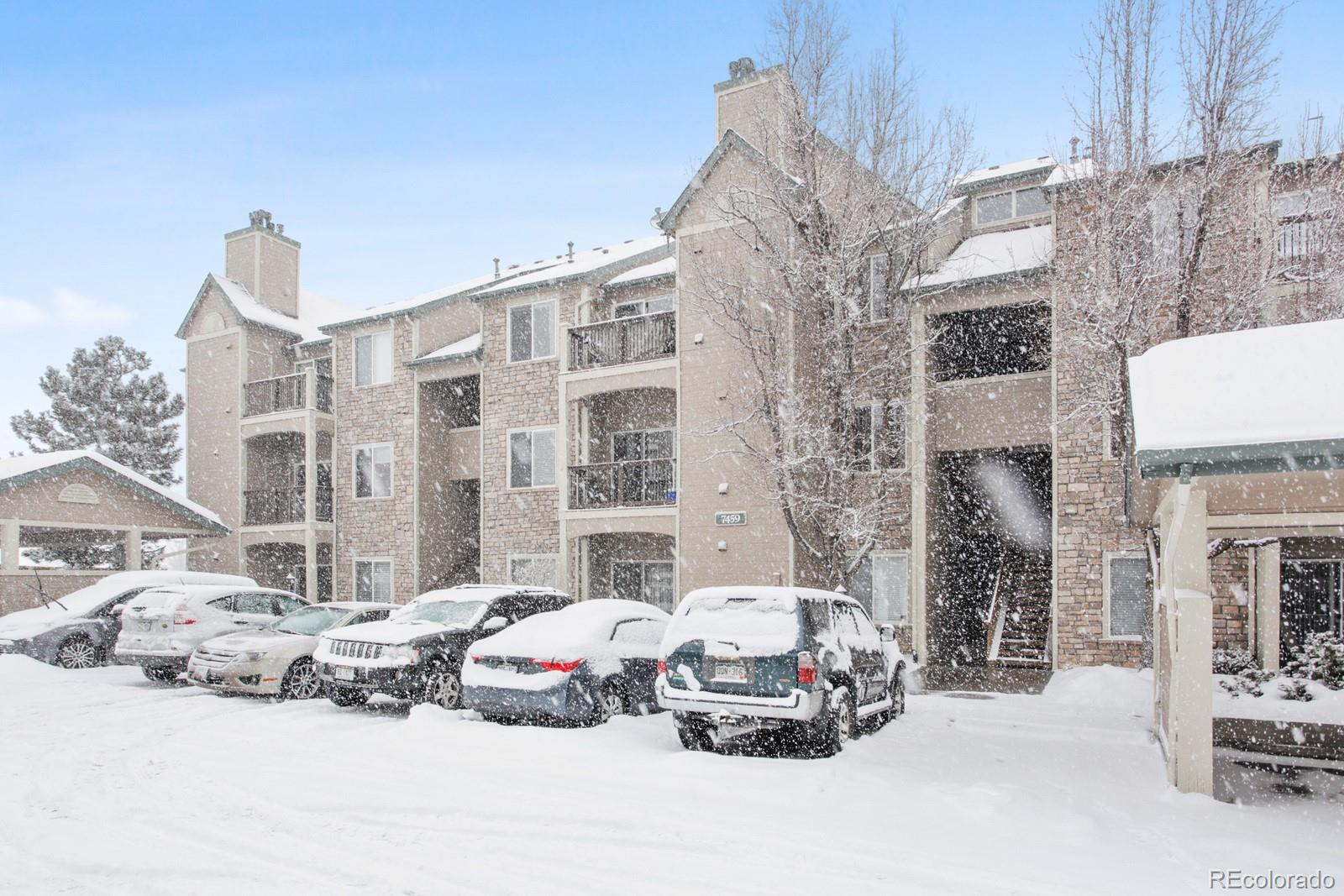 MLS# 4528949 - 23 - 7459 S Alkire Street #104, Littleton, CO 80127