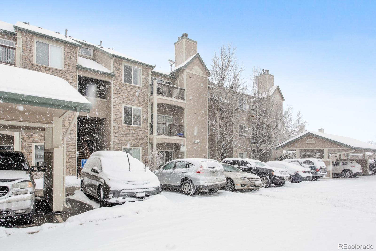 MLS# 4528949 - 24 - 7459 S Alkire Street #104, Littleton, CO 80127