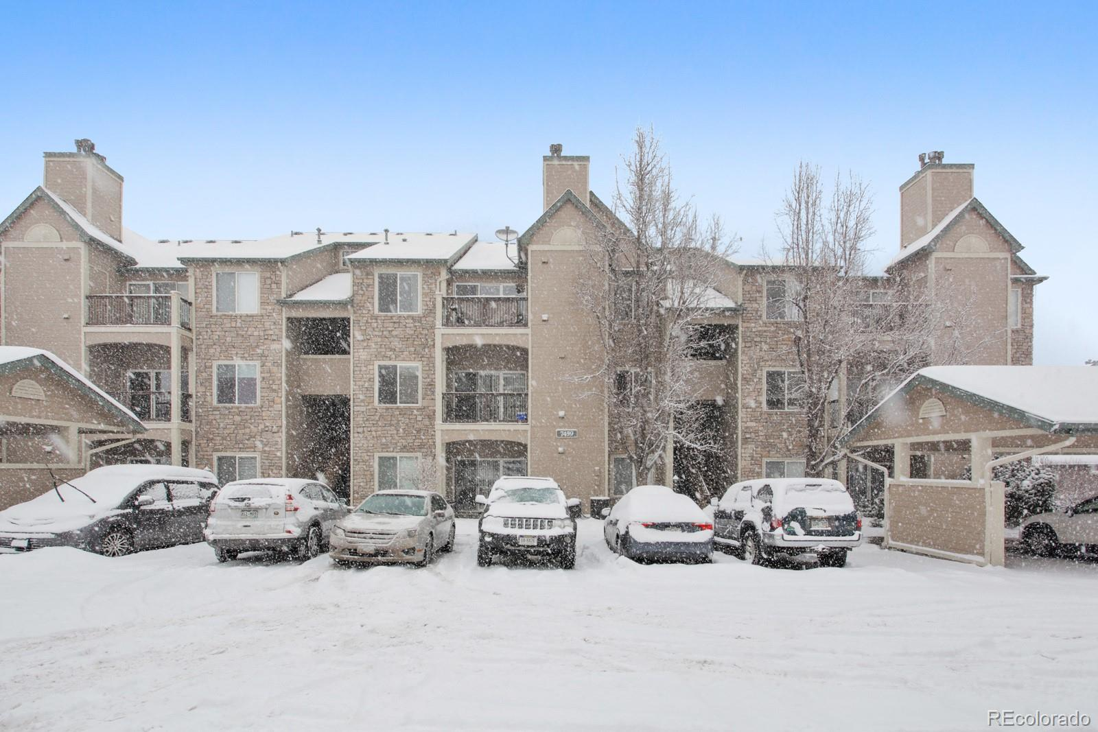 MLS# 4528949 - 25 - 7459 S Alkire Street #104, Littleton, CO 80127