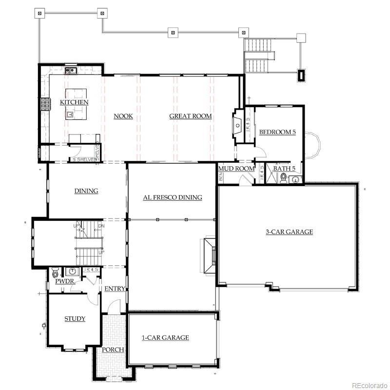 MLS# 4565774 - 1 - 4600  Wildgrass Place, Parker, CO 80134