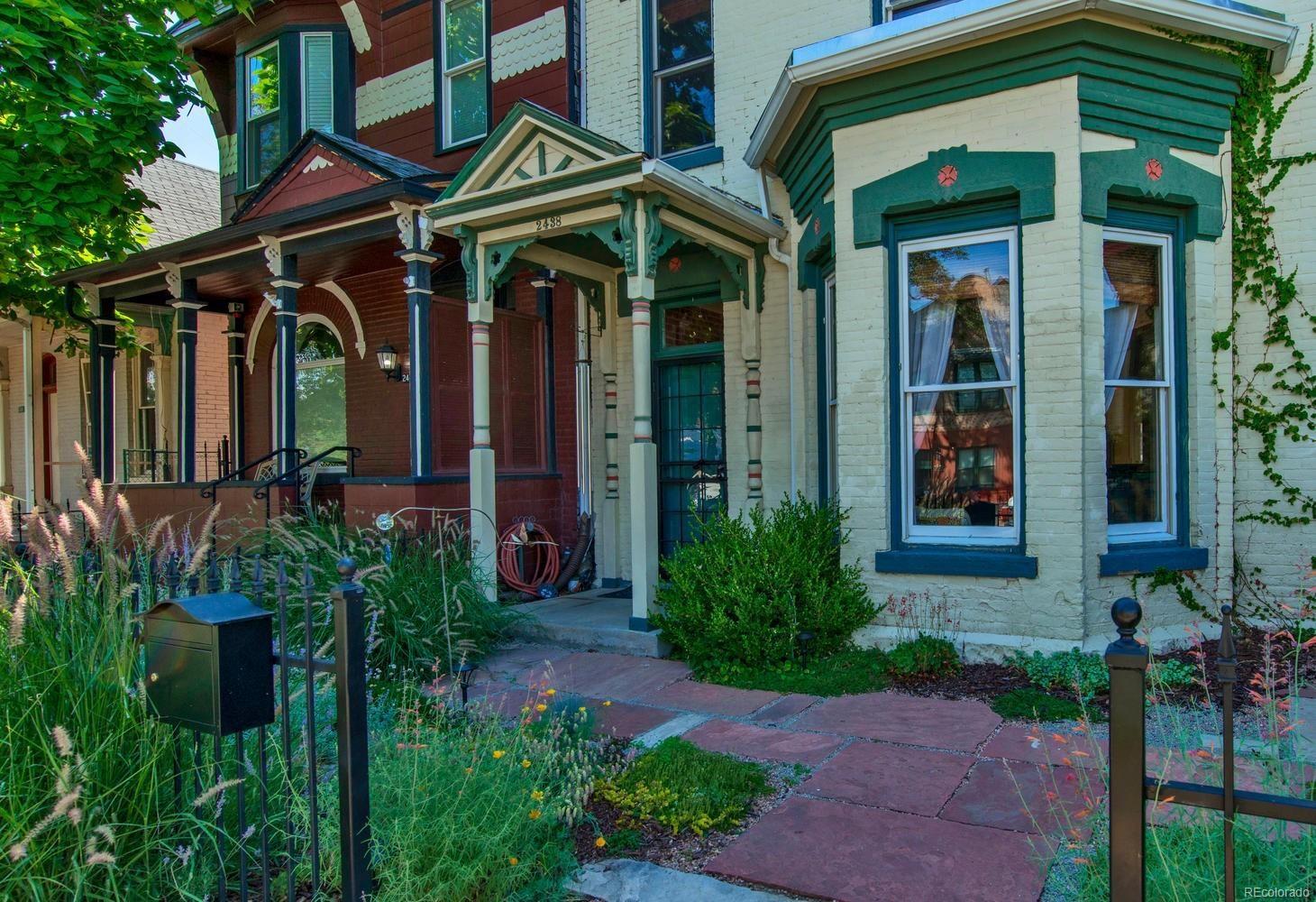 MLS# 4595946 - 1 - 2438  Stout Street, Denver, CO 80205