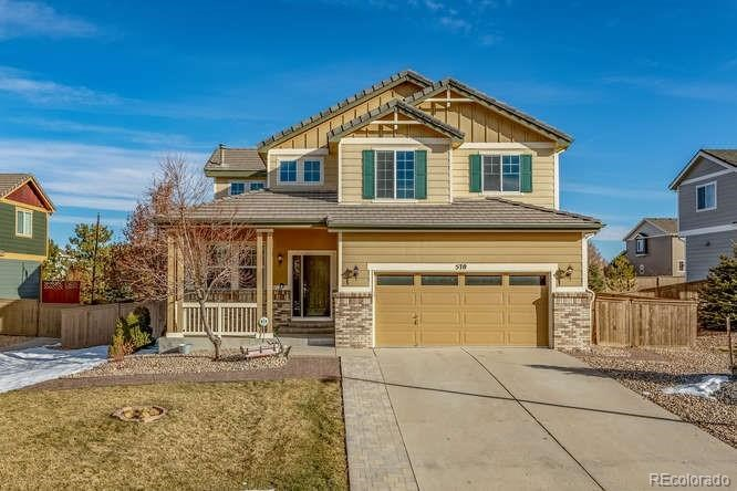 MLS# 4598441 - 1 - 570  Springvale Road, Castle Rock, CO 80104