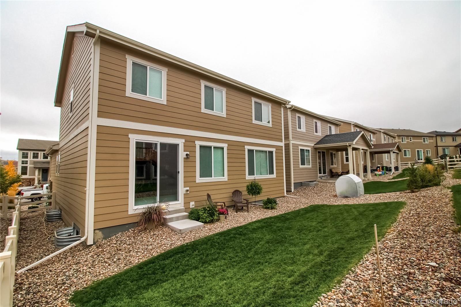 MLS# 4625079 - 25 - 2705 Garganey Drive, Castle Rock, CO 80104