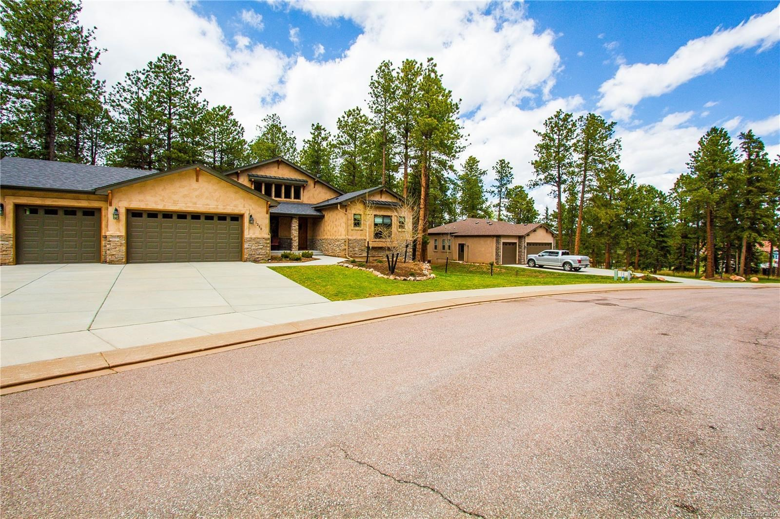 MLS# 4680095 - 1 - 605  Chipmunk Drive, Woodland Park, CO 80863