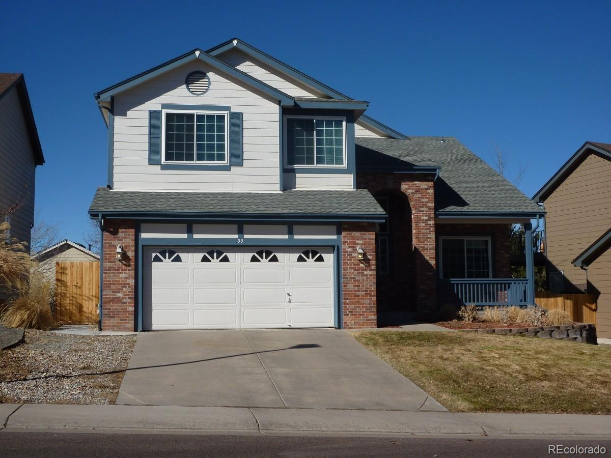 MLS# 4697792 - 99 Burgundy Drive, Highlands Ranch, CO 80126