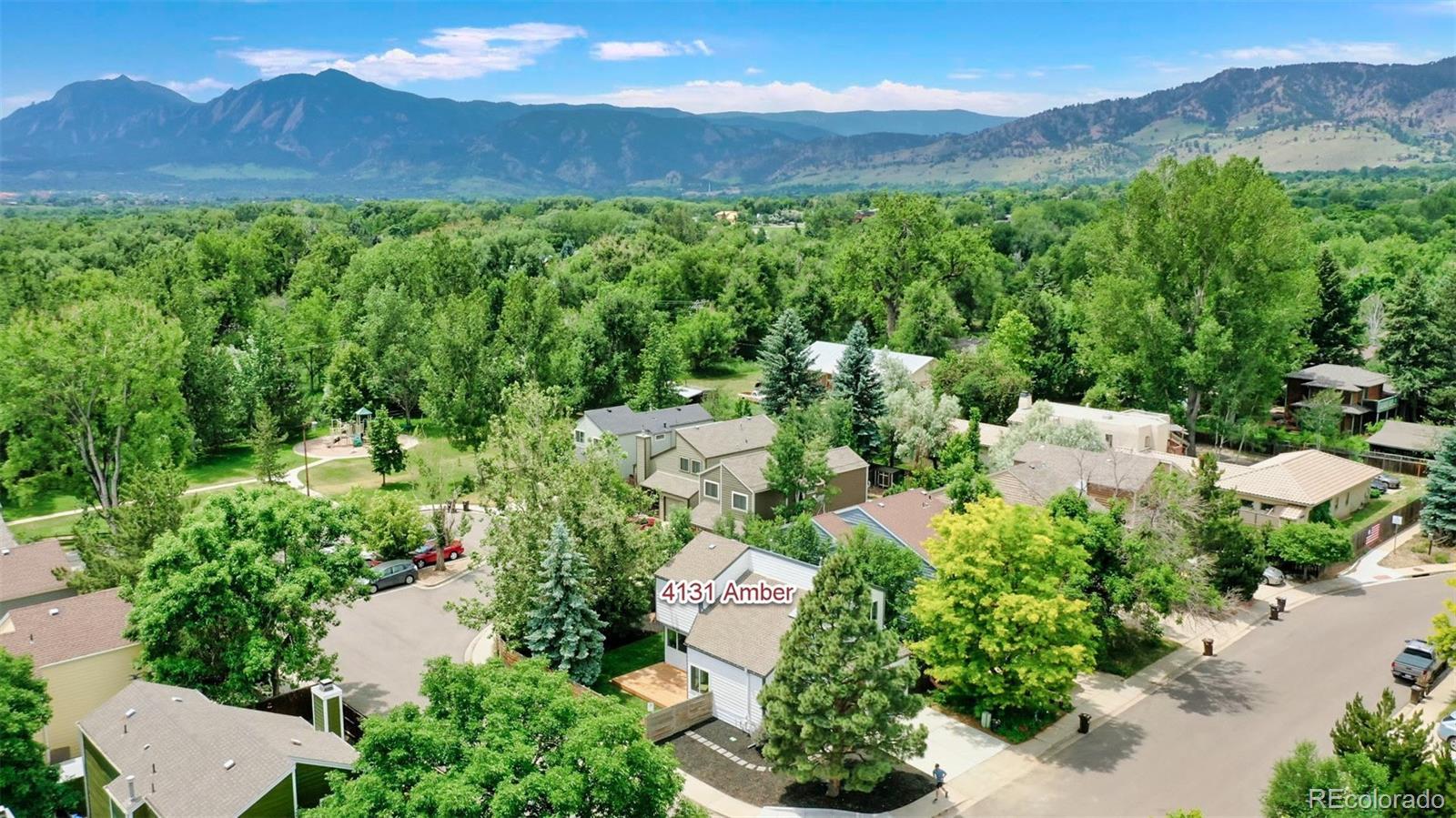 MLS# 4714153 - 28 - 4131 Amber Street, Boulder, CO 80304