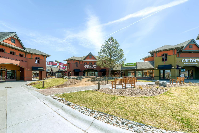 MLS# 4730351 - 31 - 6005 Castlegate Drive #B24, Castle Rock, CO 80108