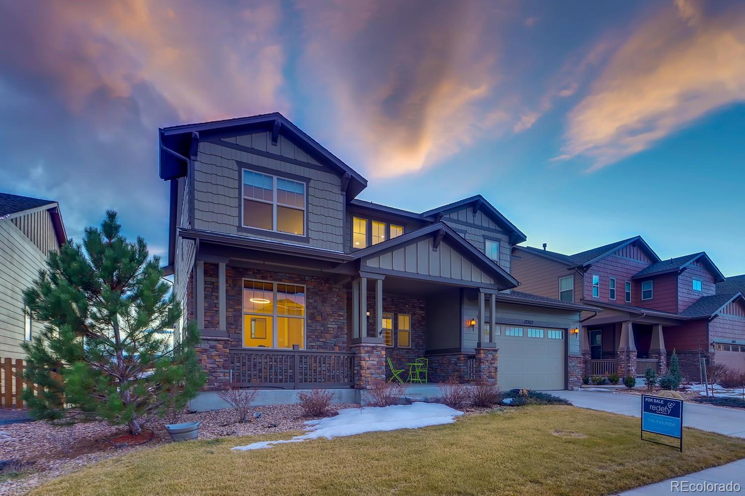MLS# 4767152 - 2 - 17762 W 83rd Place, Arvada, CO 80007