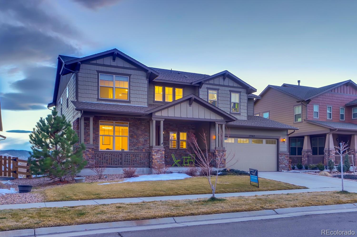 MLS# 4767152 - 3 - 17762 W 83rd Place, Arvada, CO 80007