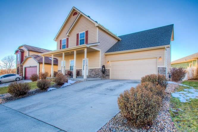 MLS# 4771871 - 3 - 3423 Riesling Court, Evans, CO 80634