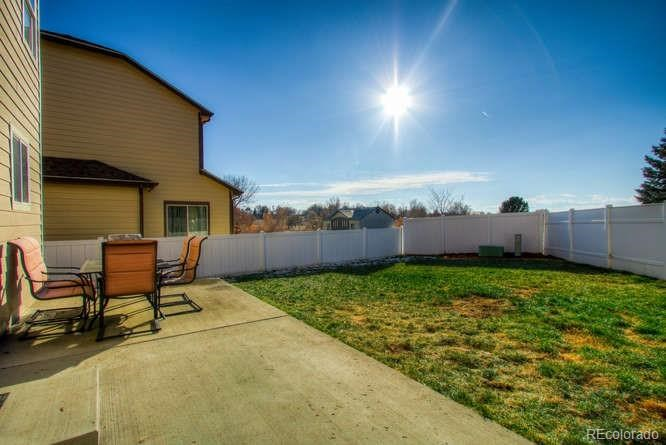 MLS# 4771871 - 31 - 3423 Riesling Court, Evans, CO 80634