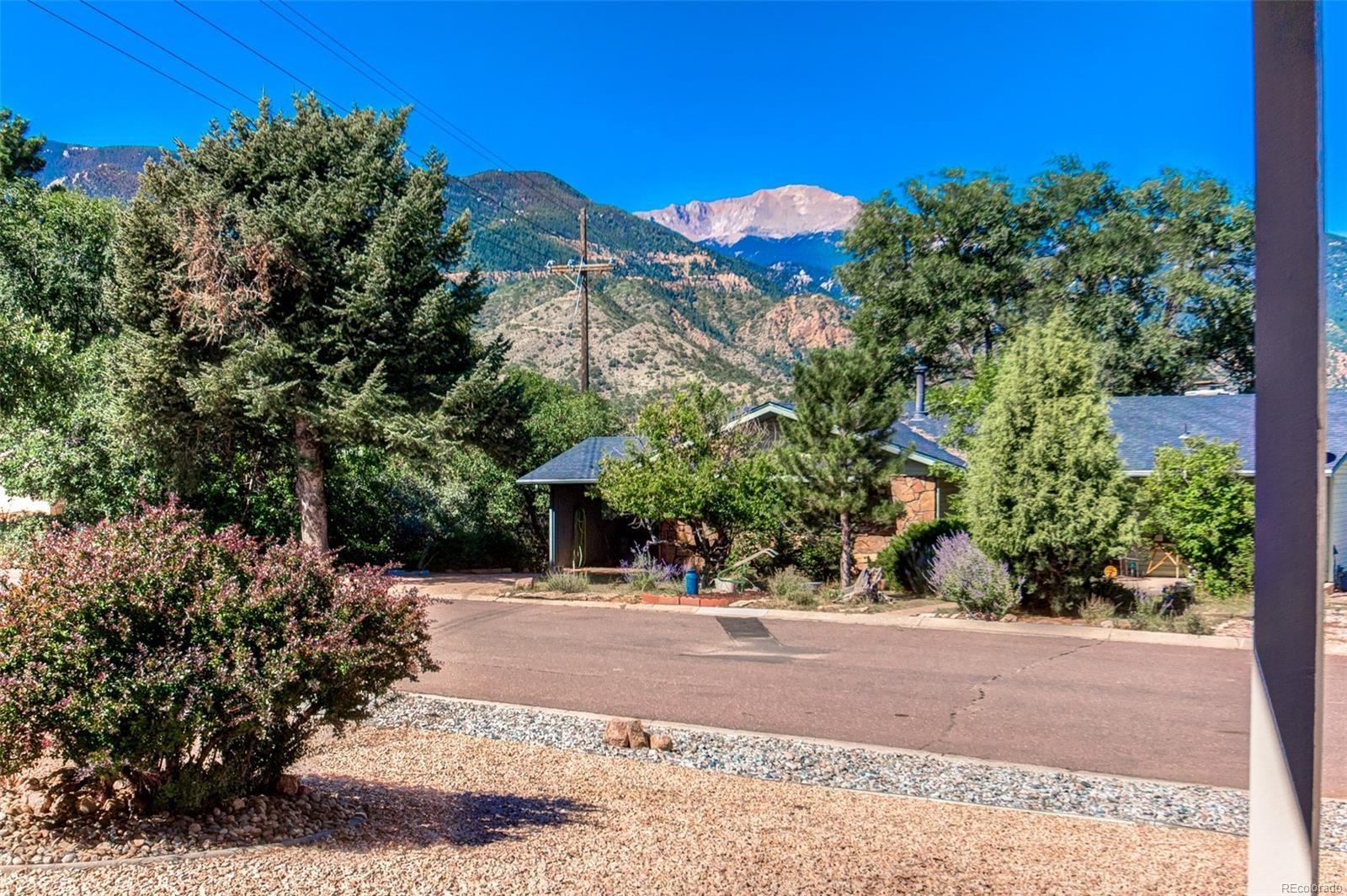 MLS# 4785535 - 1 - 135  Palisade Circle, Manitou Springs, CO 80829