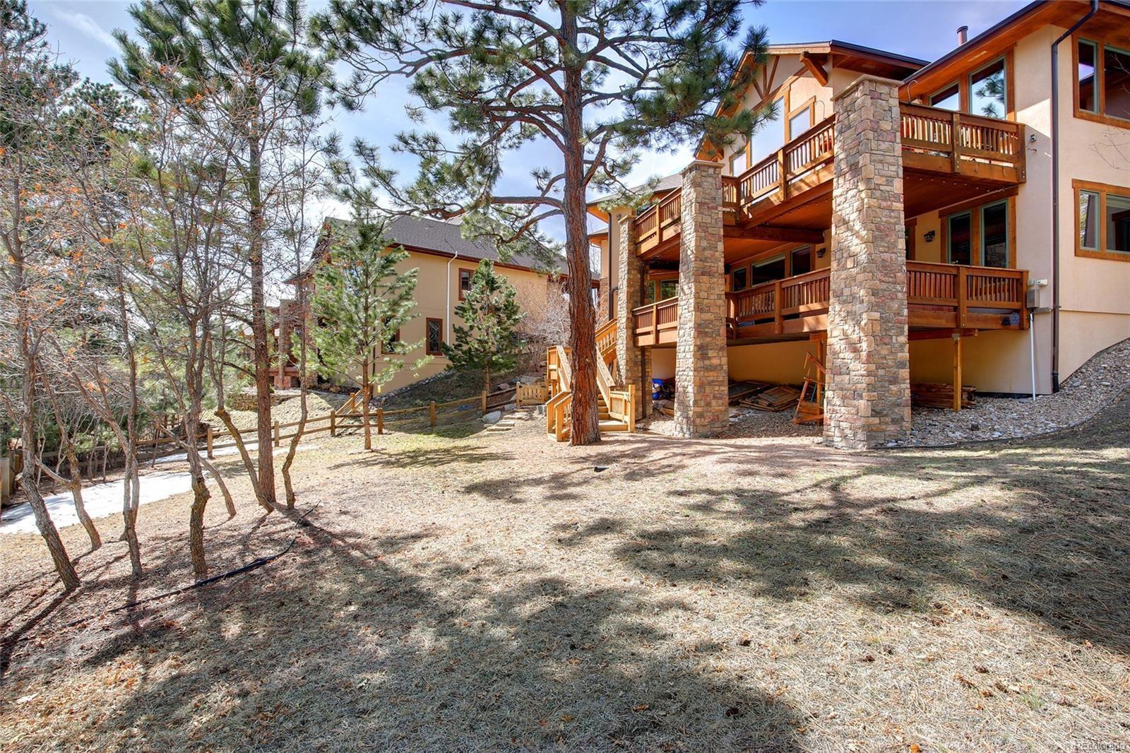 MLS# 4879945 - 32 - 2392 Saddleback Drive, Castle Rock, CO 80104