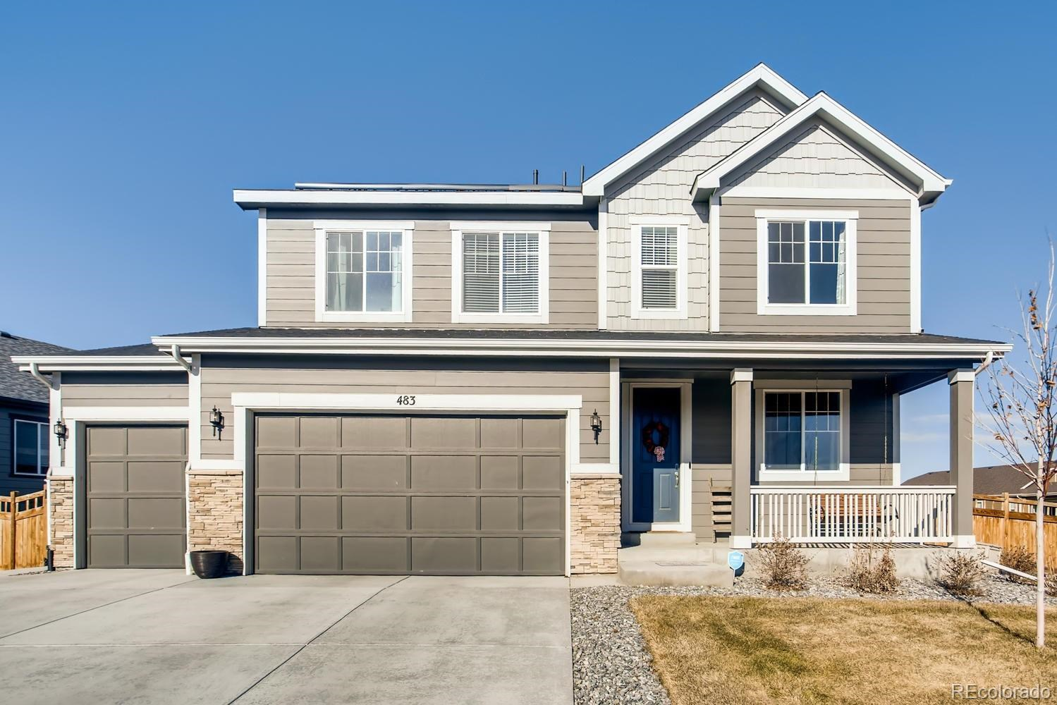MLS# 4909159 - 2 - 483 Iris Street, Brighton, CO 80601