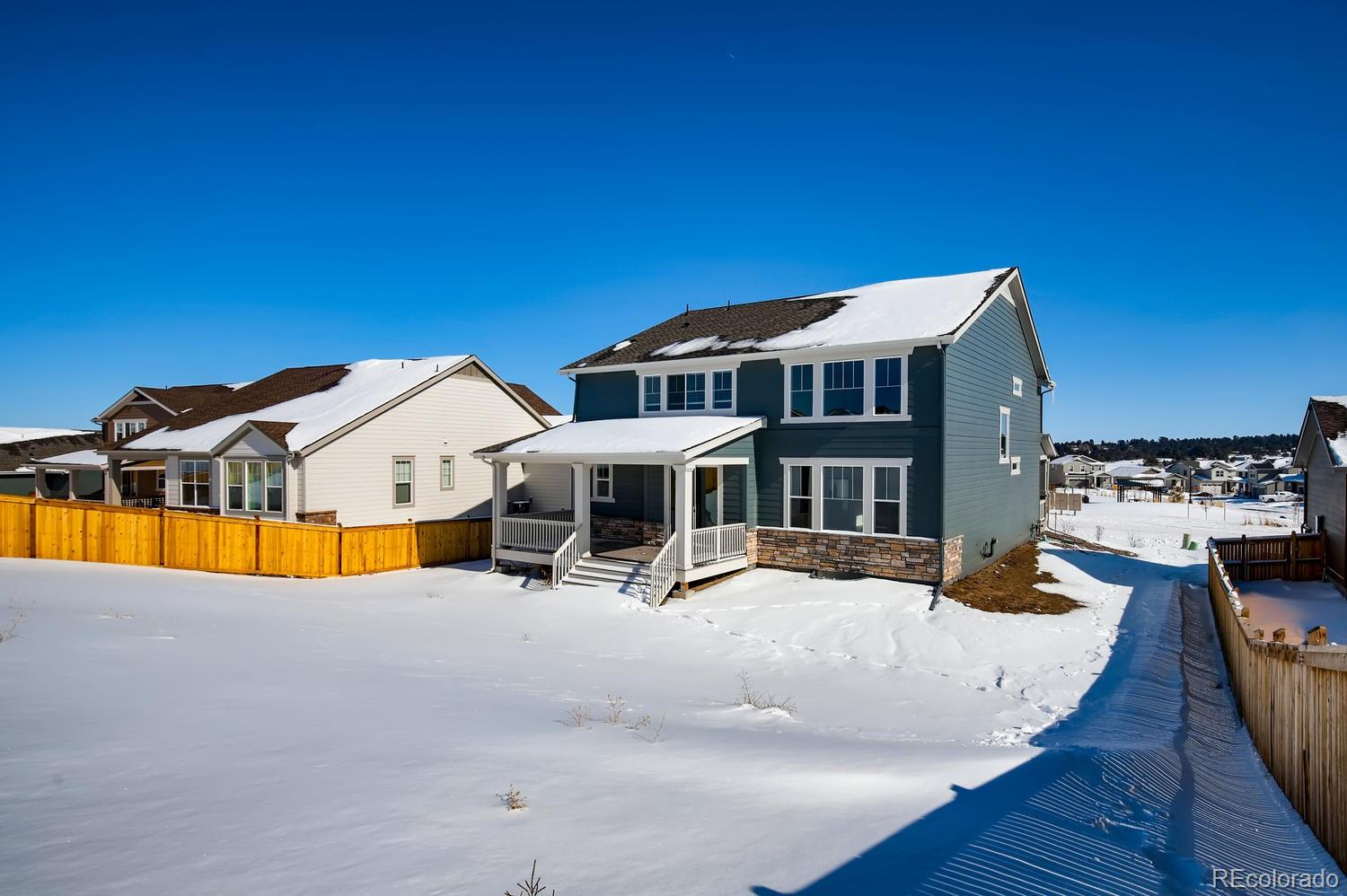 MLS# 4928211 - 36 - 1295 Blackhaw Street, Elizabeth, CO 80107