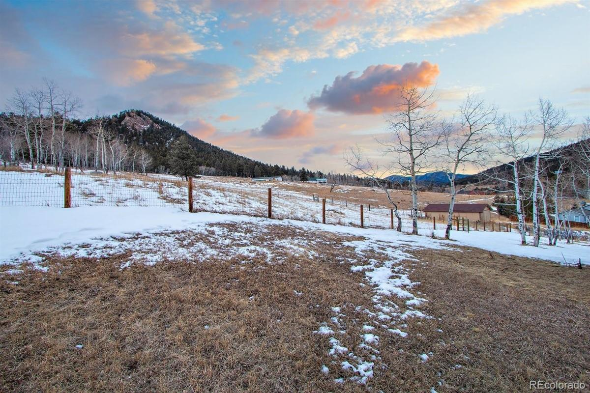 MLS# 4975673 - 33 - 6471 Arapahoe Drive , Evergreen, CO 80439