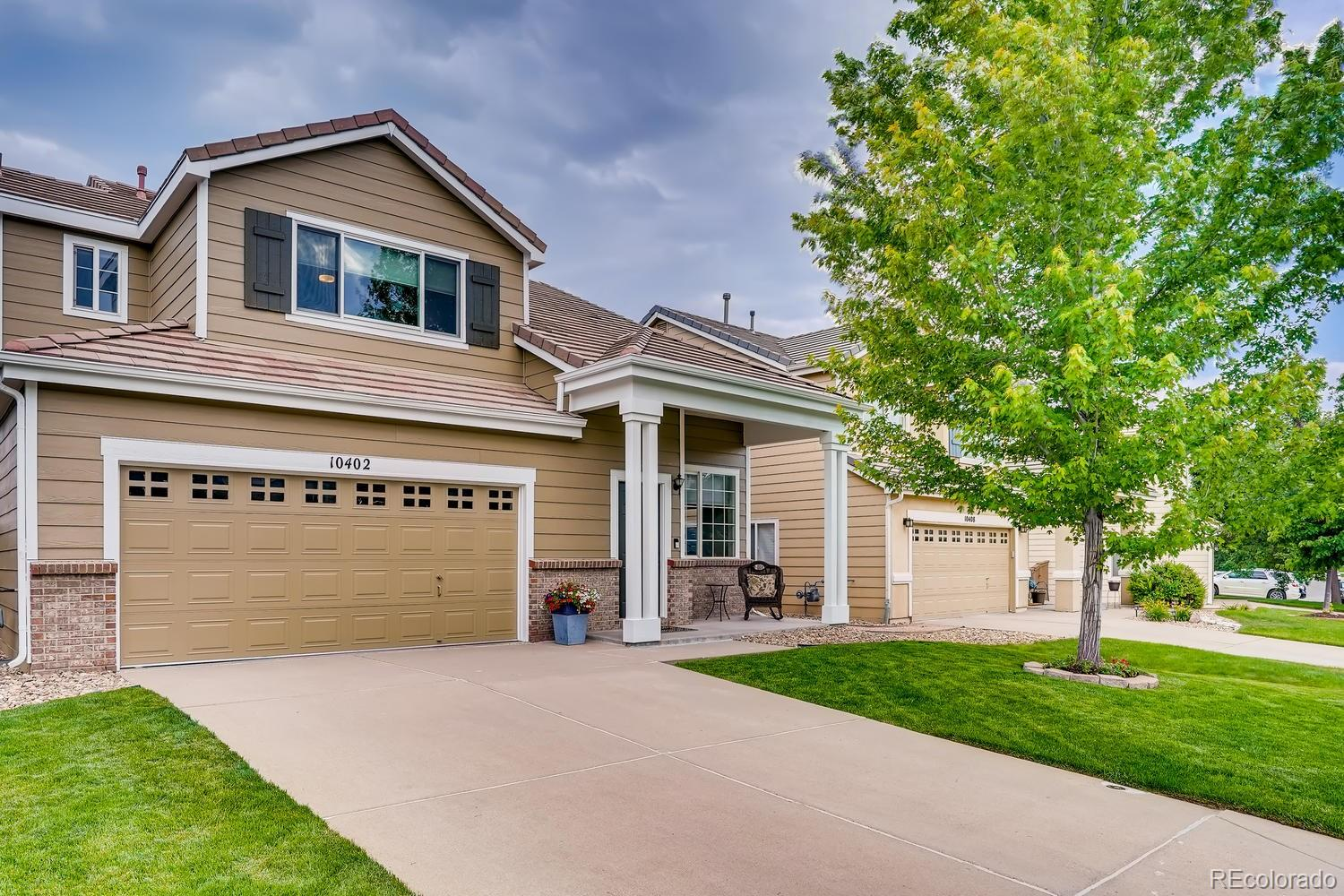 MLS# 5018466 - 2 - 10402 Tracewood Drive, Highlands Ranch, CO 80130