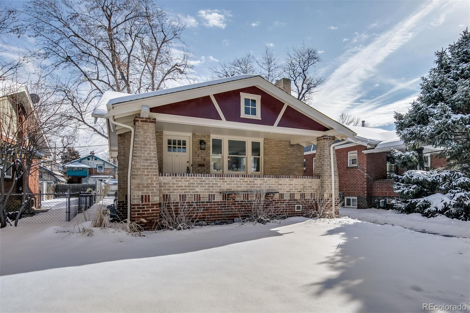 MLS# 5026749 - 2 - 1676 Garfield Street, Denver, CO 80206