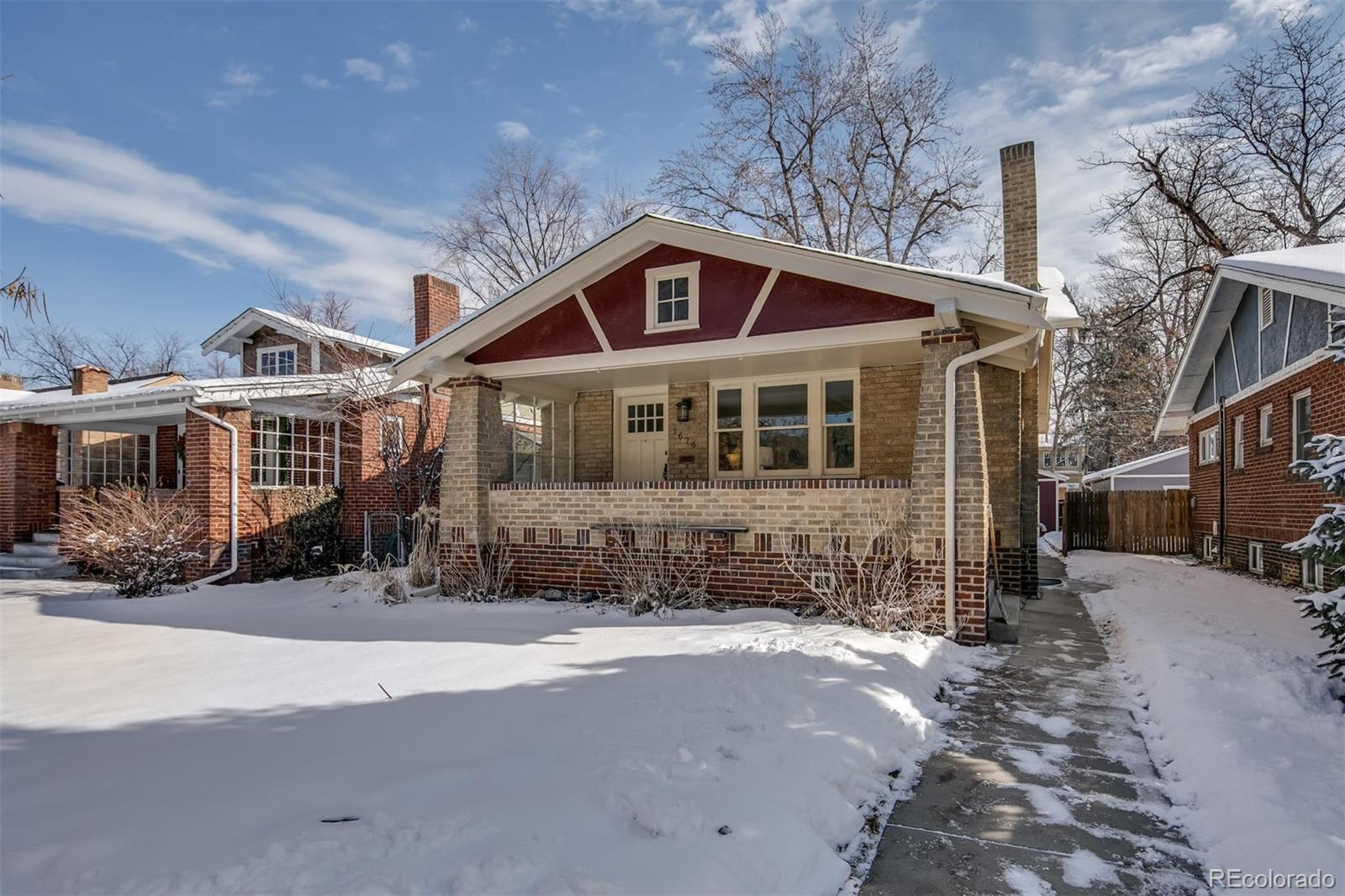 MLS# 5026749 - 3 - 1676 Garfield Street, Denver, CO 80206