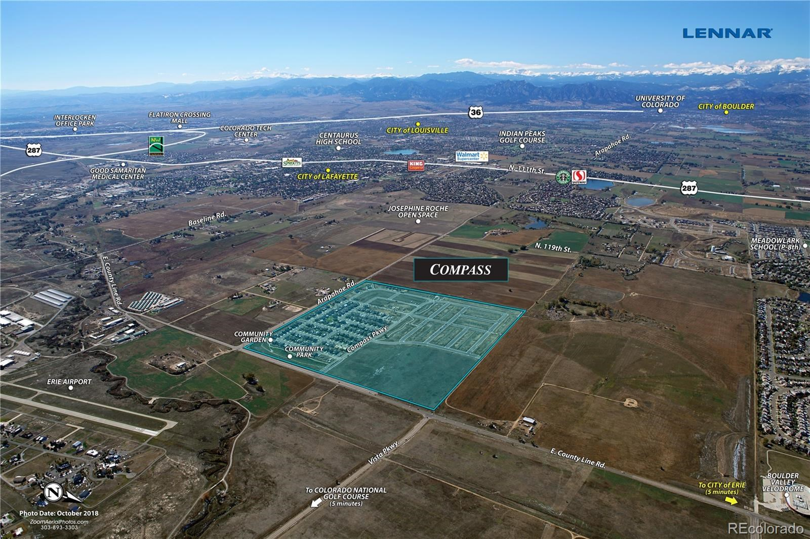 MLS# 5068675 - 8 - 810 Compass Drive, Erie, CO 80516