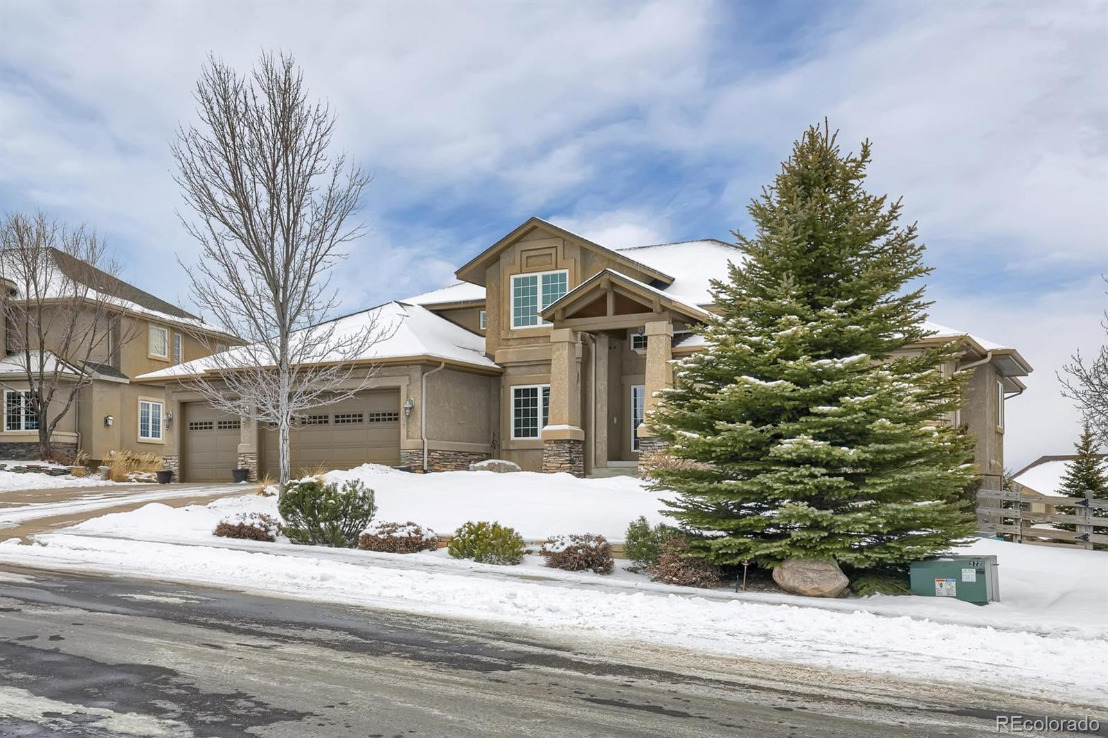 MLS# 5159811 - 37 - 207 Green Rock Place, Monument, CO 80132