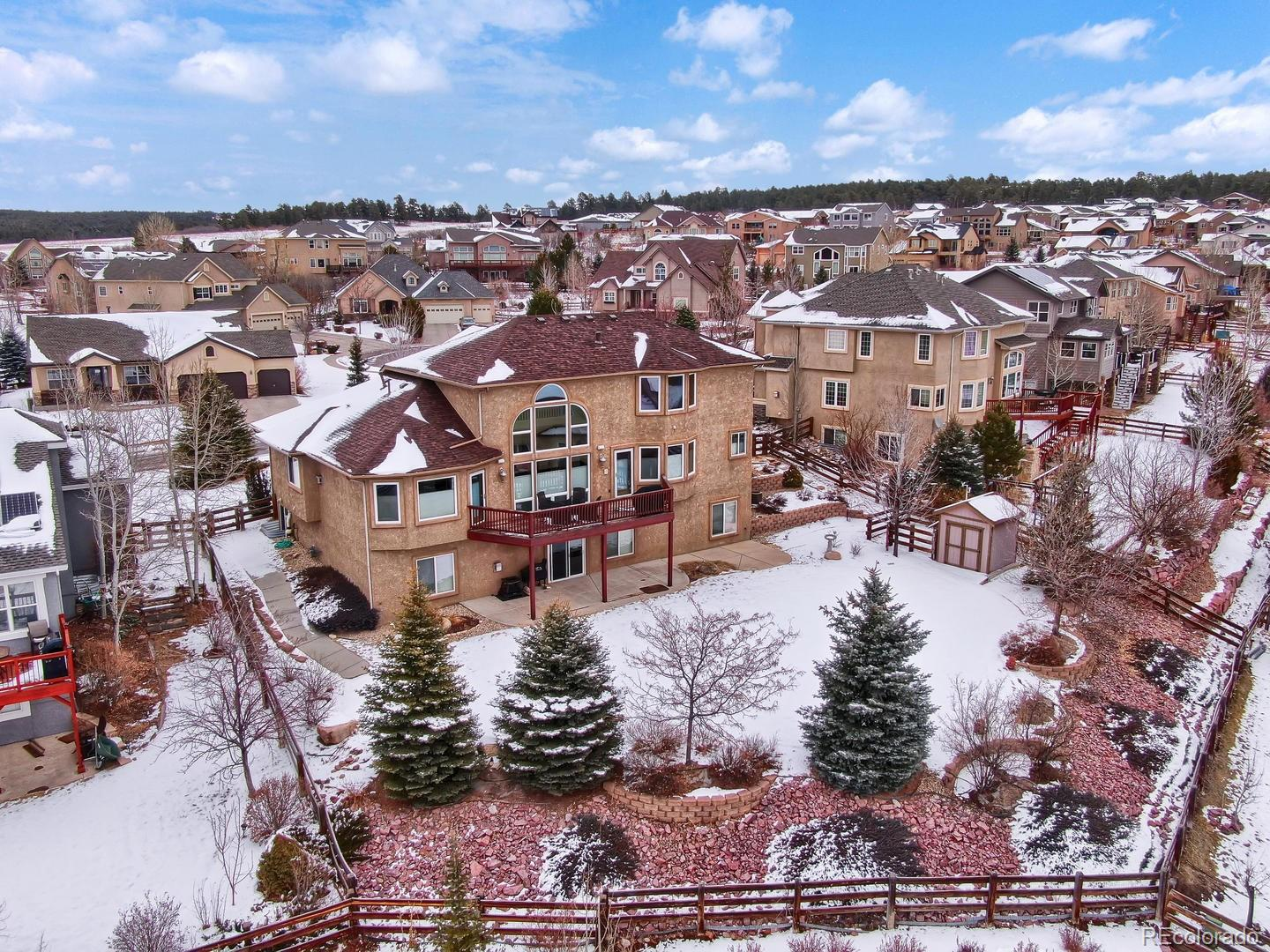 MLS# 5159811 - 38 - 207 Green Rock Place, Monument, CO 80132