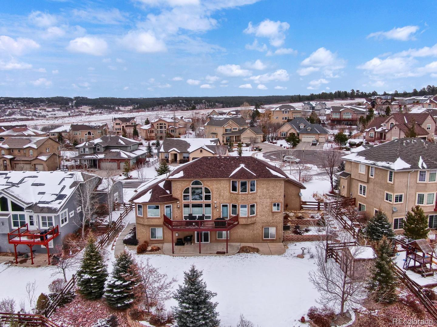 MLS# 5159811 - 39 - 207 Green Rock Place, Monument, CO 80132