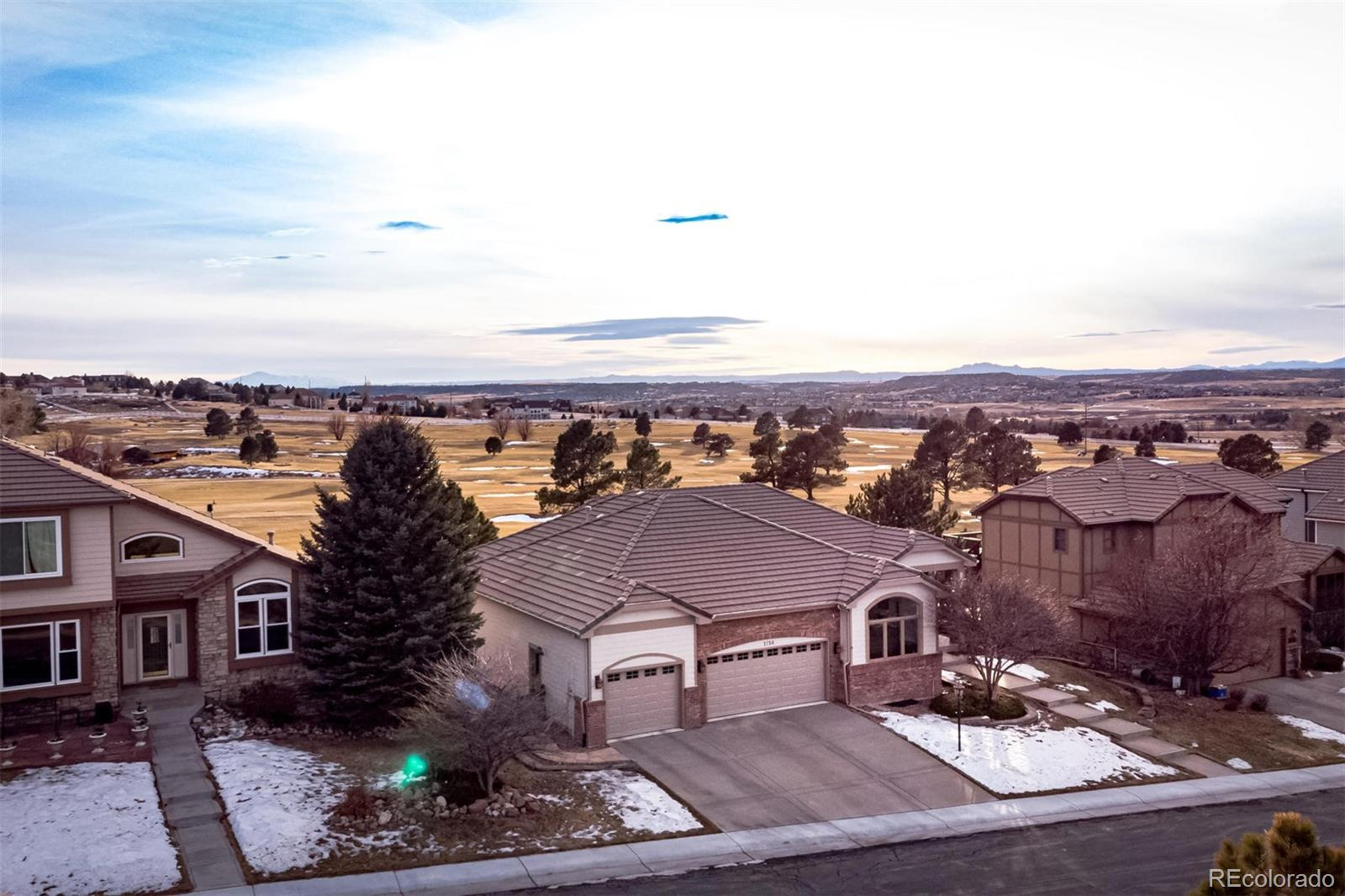 MLS# 5200033 - 40 - 7250 Fairway Lane, Parker, CO 80134