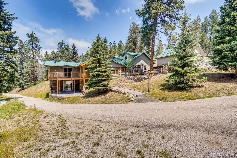 MLS# 5212547 - 3 - 12077 Elk Trail Road, Conifer, CO 80433