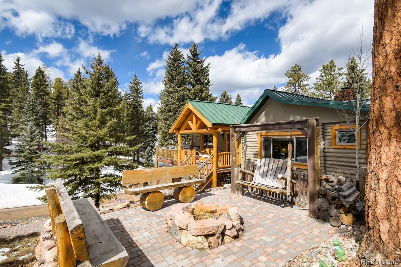 MLS# 5212547 - 31 - 12077 Elk Trail Road, Conifer, CO 80433