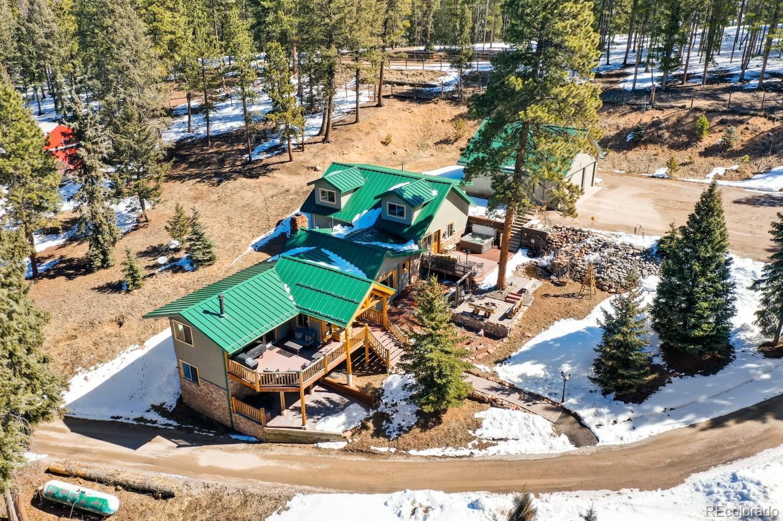 MLS# 5212547 - 40 - 12077 Elk Trail Road, Conifer, CO 80433