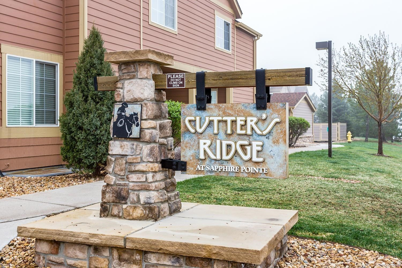 MLS# 5303132 - 16 - 2583 Cutters Circle #106, Castle Rock, CO 80108