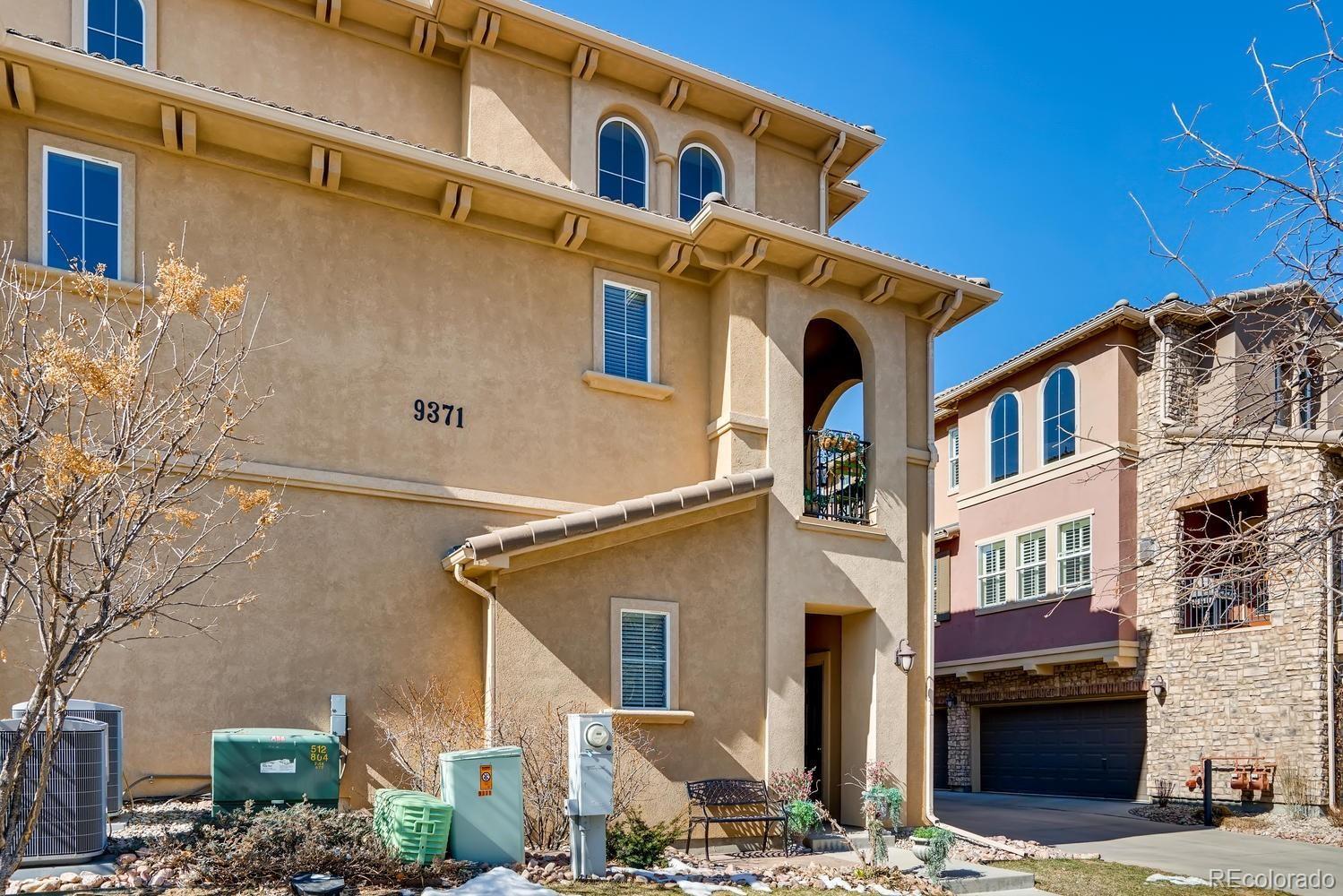 MLS# 5326326 - 2 - 9371 Loggia Street #D, Highlands Ranch, CO 80126