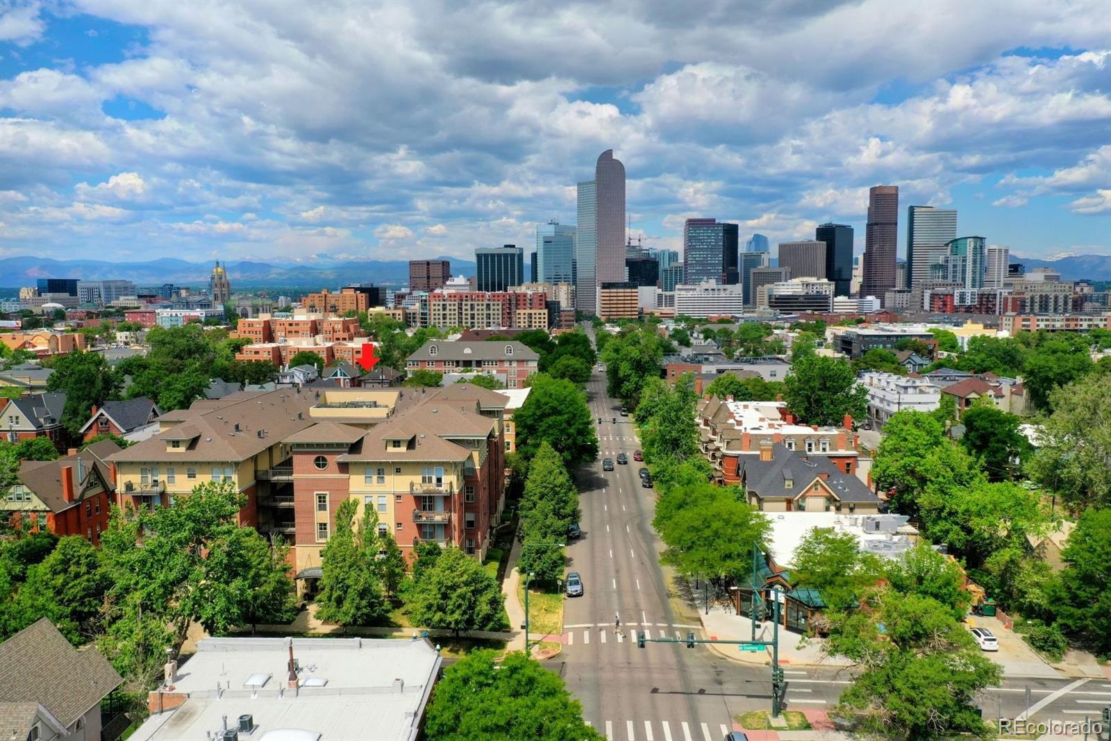 MLS# 5327689 - 40 - 1699 N Downing Street #307, Denver, CO 80218