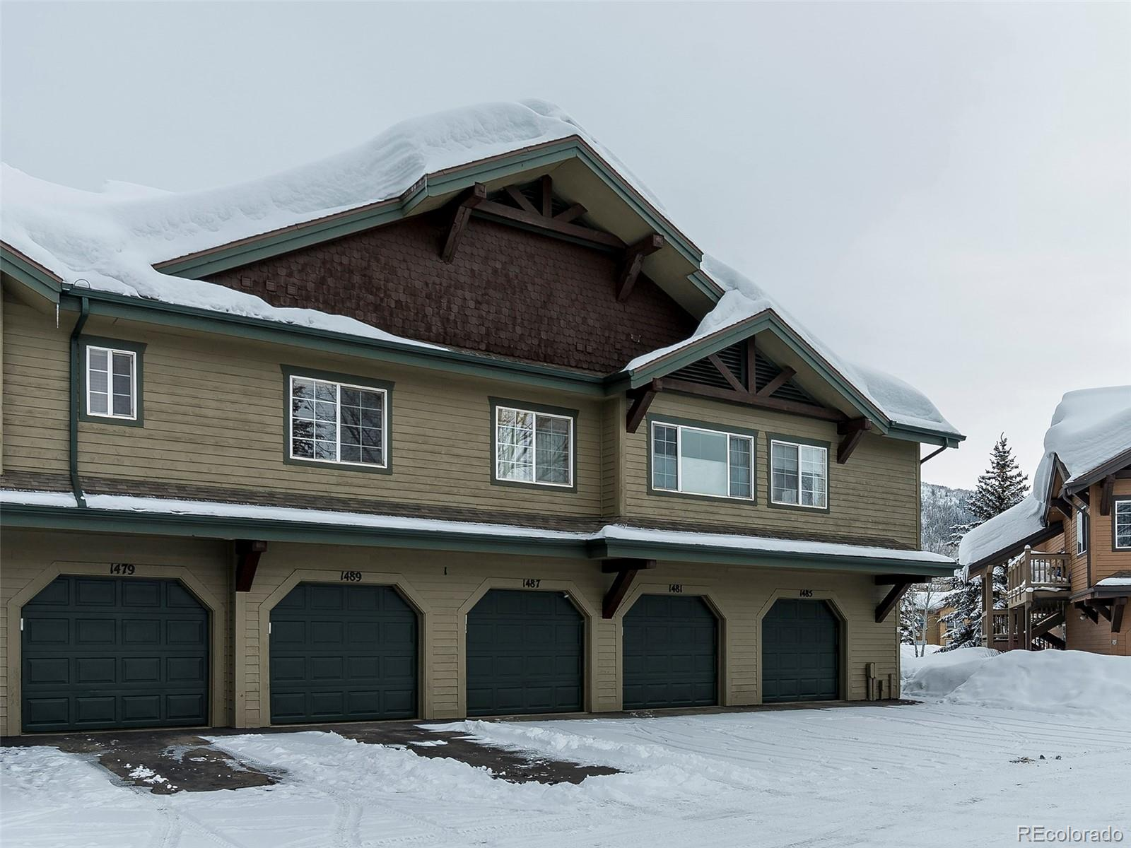 MLS# 5331224 - 1 - 1487  Morgan Court, Steamboat Springs, CO 80487