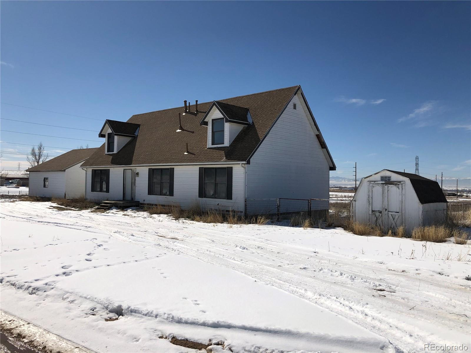 MLS# 5358097 - 3 - 16267 County Road 12 , Fort Lupton, CO 80621